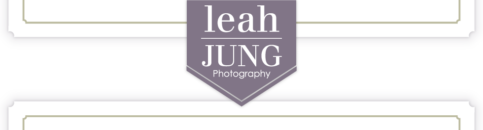 Leah Jung Photography logo